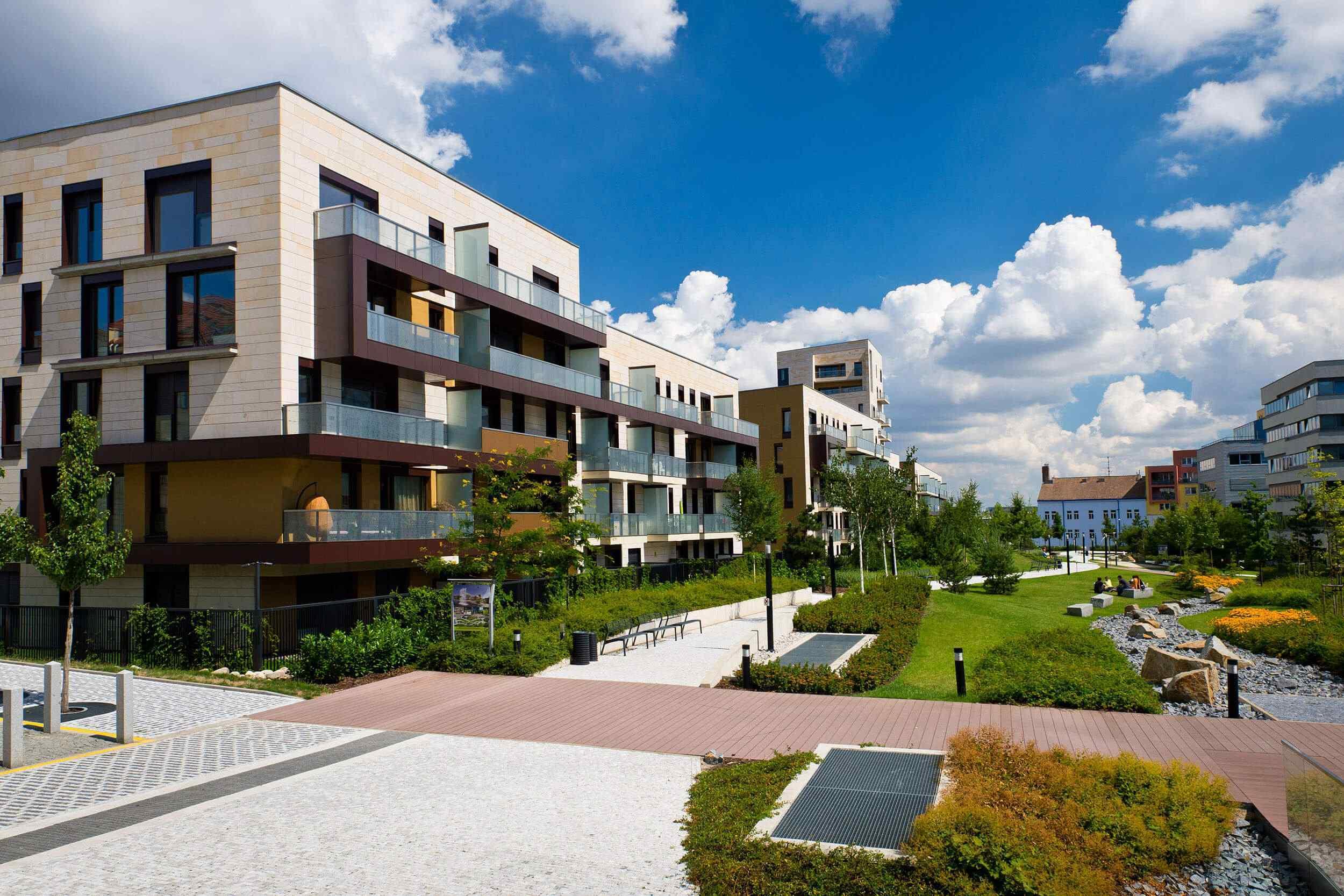Residential block Nova